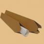 Tube triangulaire 950x142x142mm