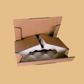 Boite postale mousse 125x100x50mm
