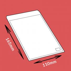 Enveloppe à bulles 110x165mm