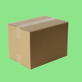 Caisse carton simple cannelure 300x300x300mm