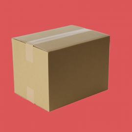 Caisse carton double cannelure 200x200x200mm