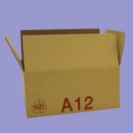 Caisse GALIA A12 - dimensions extérieures 400x300x300mm - BC