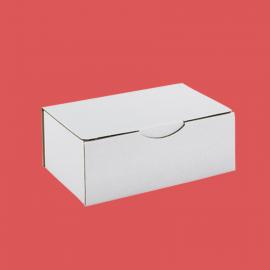 Boite postale blanche 310x215x50mm