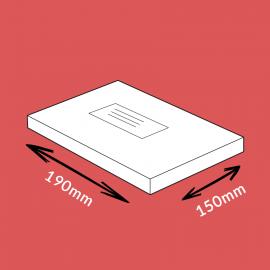 Etuis carton livre 190x150x0/60mm
